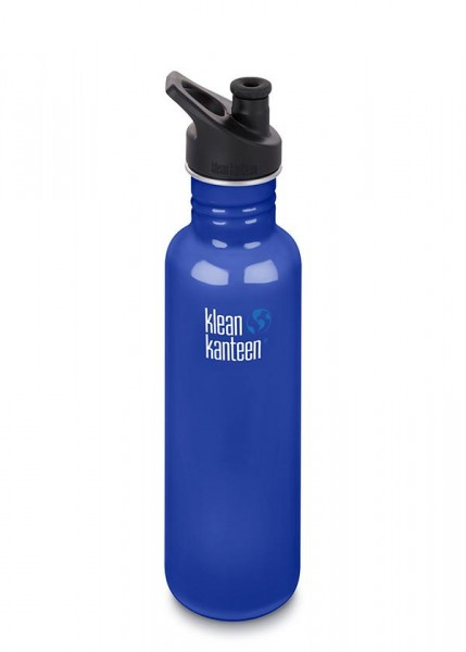 klean kanteen sport cap coastal waters