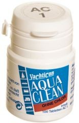 Aqua Clean AC 1 -ohne Chlor- 100 Tabletten